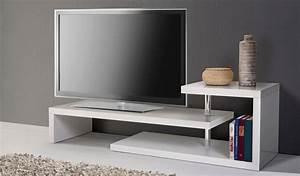 Tv Bank Selber Bauen : beliani fernsehtisch tv bank regal tv tisch medienm bel weiss hochglanz concord de ~ Bigdaddyawards.com Haus und Dekorationen