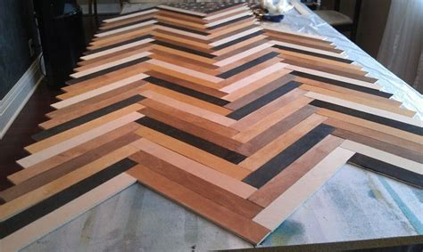 herringbone table interior design ideas