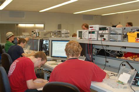 Undergraduate Computing Laboratories Electrical