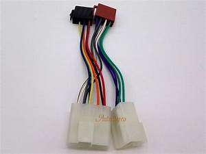 Free Shipping Iso Standard Power Adapter Wiring Harness