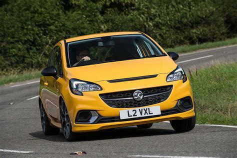 opel corsa gsi 2018 vauxhall corsa gsi package but price motoring research