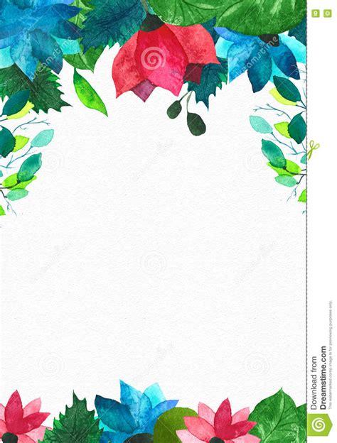 cart 227 o com flores aquarela convite o casamento anivers 225 outro ilustra 231 227 o stock