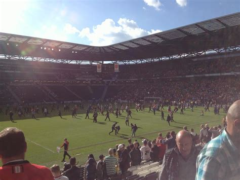 92 before 30 - Stadium MK home of MK Dons - the92 Blog