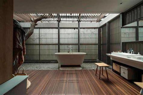 desain ruang tamu rumah jepang wallpaper dinding