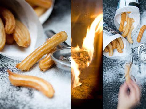 recette churros cdubeau