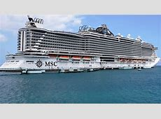 MSC Seaview Itinerary Schedule, Current Position