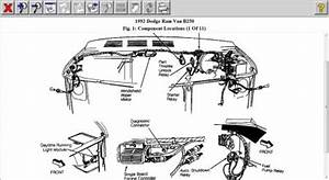 1993 Dodge Van Fuse For Fuel Pump  1993 Dodge Van 6 Cyl
