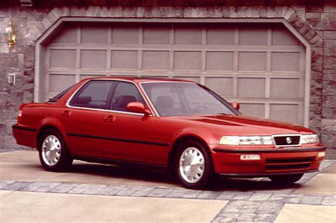 92 Acura Vigor by 1992 94 Acura Vigor Consumer Guide Auto