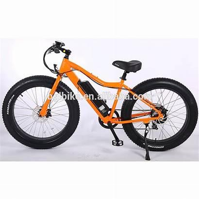 Electric Fat Tire Chopper Mountain Adult Bike