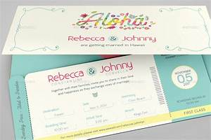 93+ Boarding Pass Invitations Template - French Wedding ...