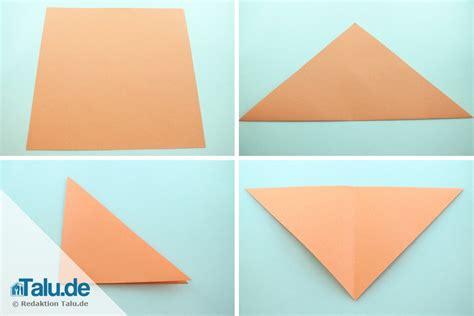 Origami Fisch Falten Aus Papier