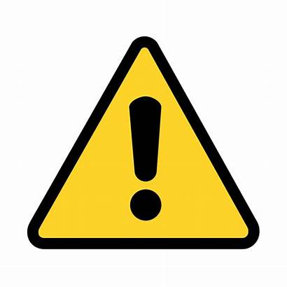 Clipart Sign Warning Caution Vector Powerpoint Advertisement