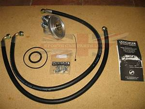 New Oil Cooler Kit W   Oil Filter Adaptor Lines  U0026 Fitting
