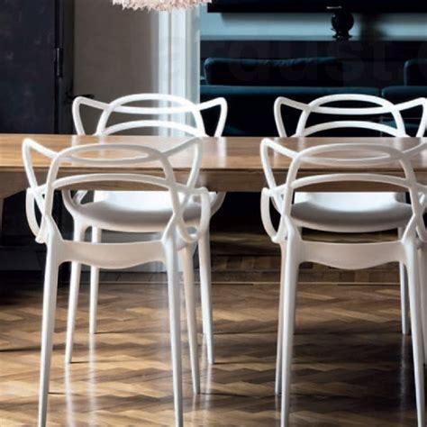 chaises philippe starck kartell fauteuil masterschez kartell de philippe starck et eugeni quitlet chaises fauteuils canapé