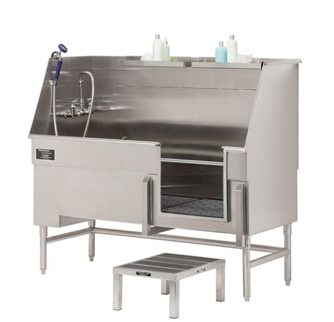 dog washing sink stainless forever stainless steel