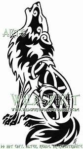 Tatouage Loup Celtique : celtic wolf loup pinterest tatouage loup tatouage viking et designs de tatouages ~ Farleysfitness.com Idées de Décoration
