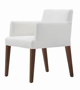 Chaise Avec Accoudoir But : velvet chaise avec accoudoirs poliform milia shop ~ Teatrodelosmanantiales.com Idées de Décoration