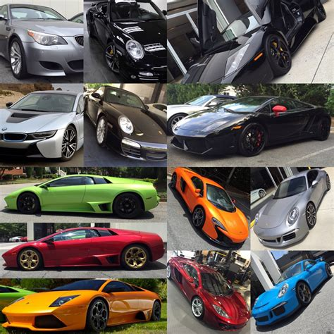 Exotic Car Sales In Pictures, Month By Month