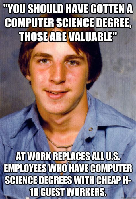 Computer Science Memes - old economy steven memes quickmeme