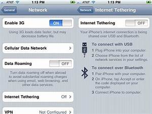 Internet Tethering With The Apple I