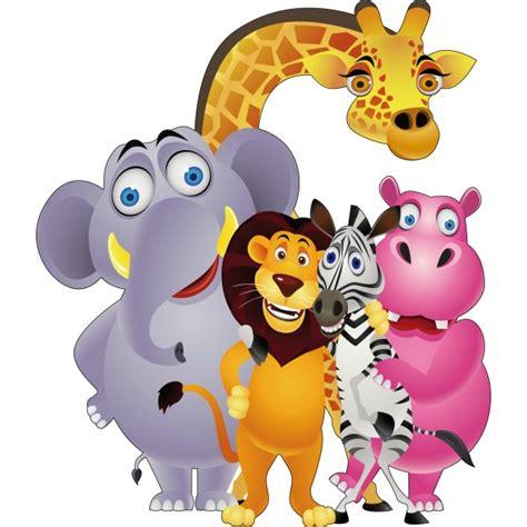 chambre bebe savane dessin en couleurs à imprimer animaux numéro 394625
