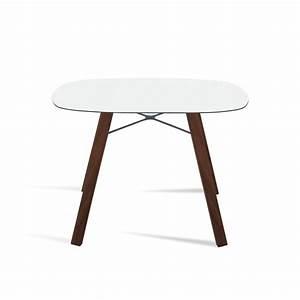Tisch 8 Personen Quadratisch : tisch wox iroko quadratisch von papatya ~ Michelbontemps.com Haus und Dekorationen