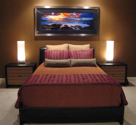 decorating a mans bedroom single man s contemporary bedroom contemporary bedroom portland by pangaea interior