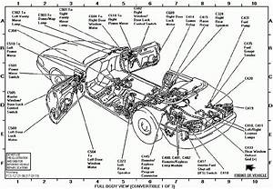 1999 Ford Ranger Engine Diagram