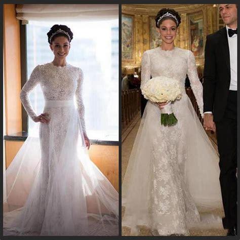Lace Prom Dresslong Sleeve Prom Dressfashion Bridal