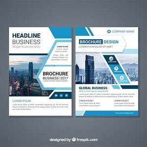 free templates for catalogue design - abstract design brochure template vector free download