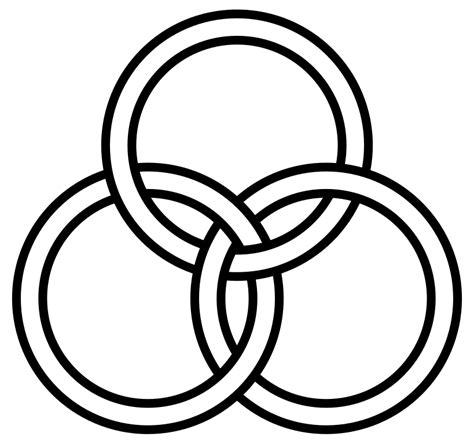 fileborromean rings minimal overlapsvg wikimedia commons
