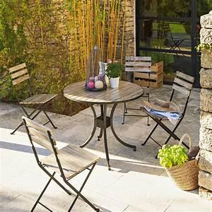 Salon De Jardin Terrasse : alin a la nouvelle collection terrasse et jardin pour l 39 t 2013 salon de jardin lussy ~ Teatrodelosmanantiales.com Idées de Décoration
