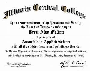 Brett Melton's Achievements - Degrees, Certificates ...
