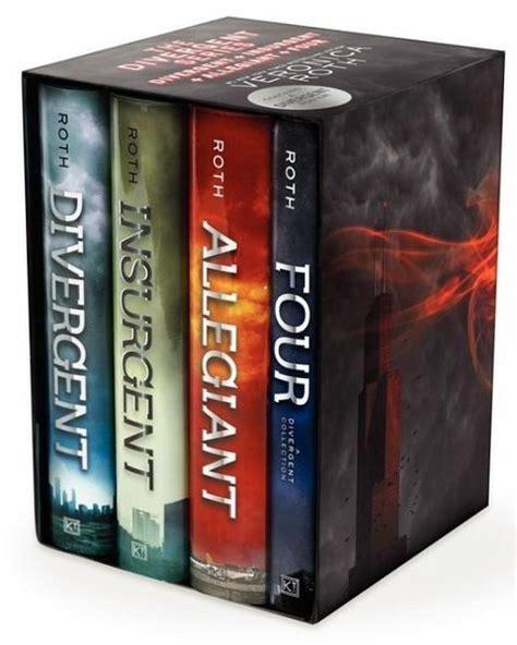 divergent series complete  book box set von veronica