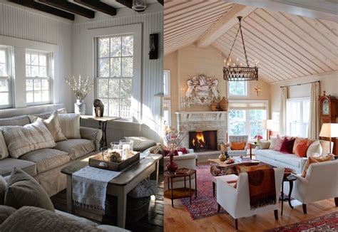 homey farmhouse living room designs  steal interior god