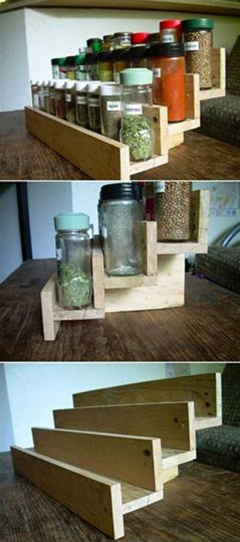 15  Cool and Easy DIY Pallets Ideas for Your Kitchen