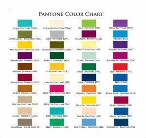 Ral Color Chart Vs Pantone Pantone Color Chart Pdf Template Business