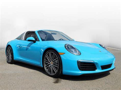 2019 New Porsche by New 2019 Porsche 911 Targa 4s 2d Coupe In Englewood