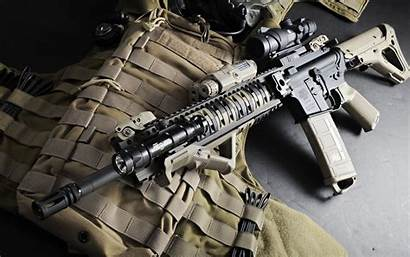 Tactical Airsoft Gear Rifle Wallpapers Ar Screensavers