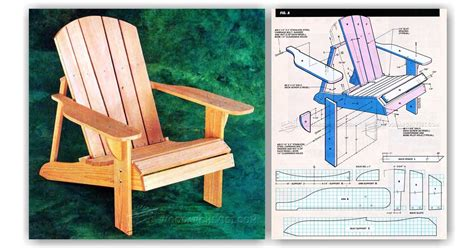 Classic Adirondack Chair Plans • Woodarchivist Folding Baby Chair Free Church Chairs Donation 3 Row Suv Captain Cute Desk Stressless Review Weave Dining Doc Mcstuffin Patio Walmart