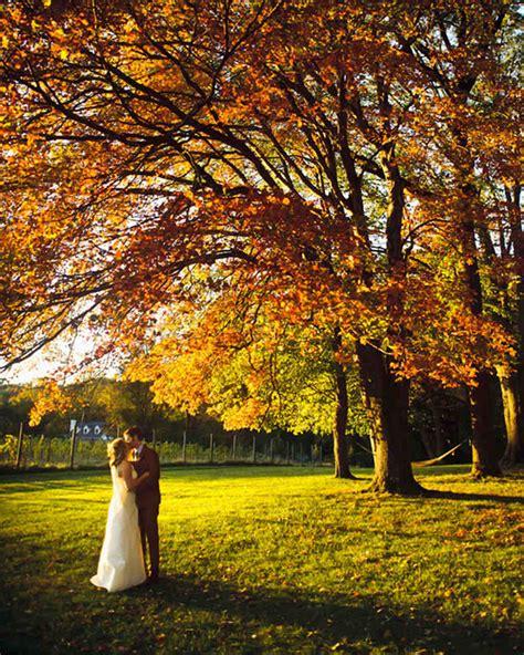 44 Genius Fall Wedding Ideas Martha Stewart Weddings