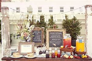 pancake bar With wonderful idees pour la maison 12 urne mariage nature 5 deco