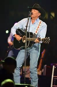 George Strait Country Music Singer