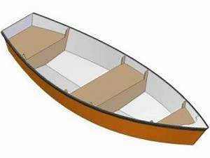 10ft Row boat - Boat plans - Pictures Boat Beds