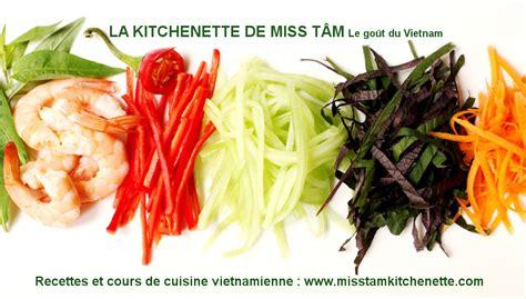 cours de cuisine vietnamienne recettes vietnamiennes traditionnelles