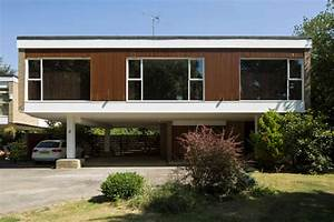 1960s modernism: Clear Architects-designed property in ...