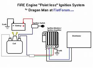 Fire Engine Ignition Module Wiring Diagram