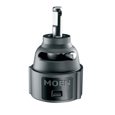 replacing moen kitchen faucet cartridge moen duralast replacement cartridge 1255 the home depot