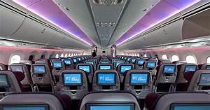 Qatar Airways Boeing 787-8 Seat Configuration and Layout ...