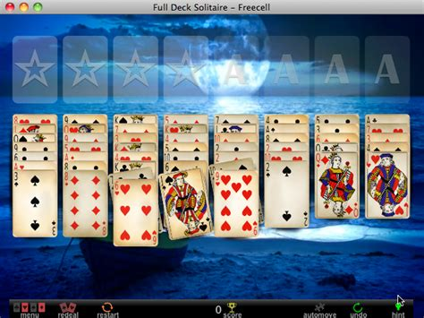 Full Deck Solitaire For Mac ダウンロード